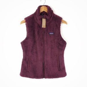Patagonia NWT Los Gatos Vest in Light Balsamic M